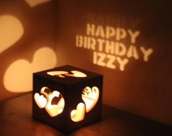 Girlfriend Birthday Gift Custom Birthday Gifts for Her Personalized Happy Birthday Love Customized Birthday Girlfriend Gift