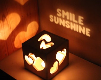 Wife Gift Girlfriend Present Personalized Gift for Women Sunshine Sign Lamp