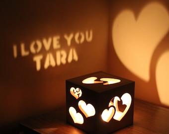 Girlfriend Gift Personalized Custom Gift for Women Personalized Womens Gift Birthday Gift For Her Romantic Gift Magic Box