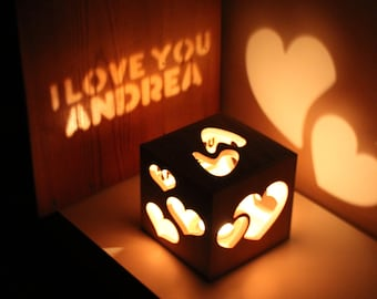 Unique Gift for Women Anniversary Gifts for Wife Bedroom Lighting Girlfriend Gift Love Girlfriend Birthday Gift for Her