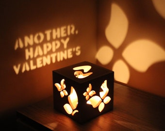 Valentines Gift for Her Personalized Gift for Her Lighting Love Sign Boyfriend Gift Birthday Ideas Girlfriend Birthday Gift Gift for Her