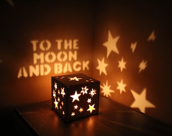 Gift Ideas for Women Birthday Gift for Her Womens Gift Girlfriend Personalized Gift for Wife Light Up Message Box Romantic Gift
