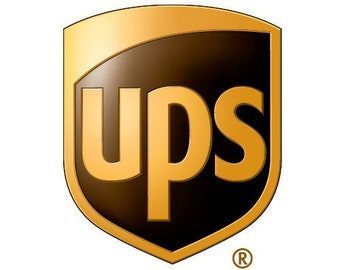 UPS Shipping Upgrade! This is an Upgrade of the regular shipping. Express door to door service!