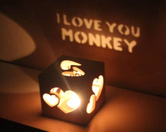 Anniversary Gift for Boyfriend Boyfriend Gift Romantic Love Personalized Mens Gifts