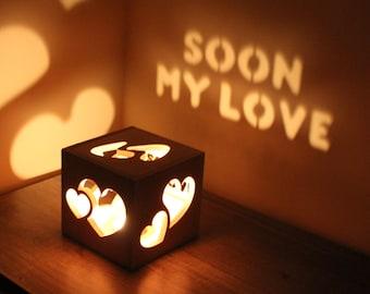 LDR Gift Long Distance Relationship Girlfriend Gift Long Distance Relationship Love Personalized Gift for Her Girlfriend Gift Romantic Gift