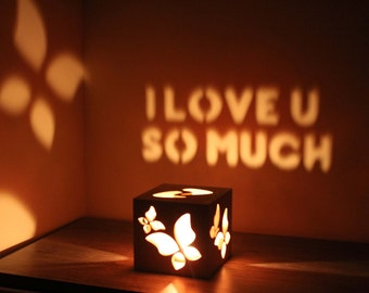 Valentines Day Gift I Love You So Much Love Boyfriend Birthday Ideas Girlfriend Birthday Gift Gift for Her Romance Couple