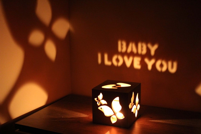 Birthday Baby I Love You Romance Sign Boyfriend