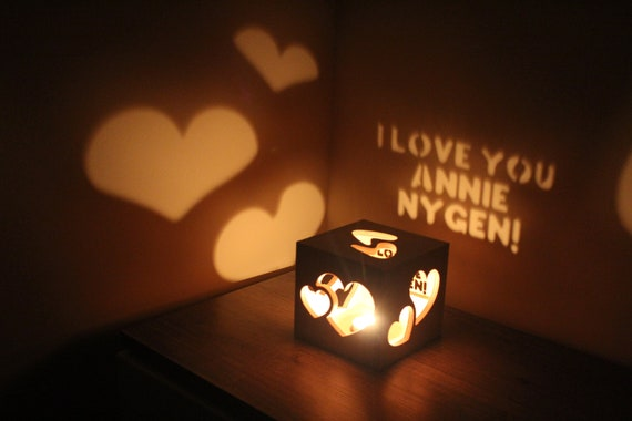 Women Gifts Girlfriend Birthday Gift Romantic Candle Holder For Her Couple