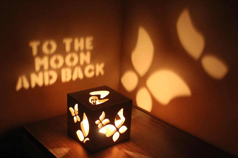 Gift Ideas Gift for Her Love You to the Moon and Back Love  722e0d900