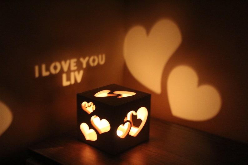 Gift Women Girlfriend Ideas Birthday Romantic Candle Holder