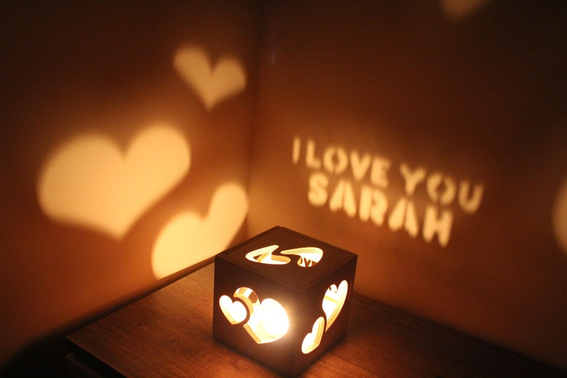 Personalized Girlfriend Gift Long Distance Relationship