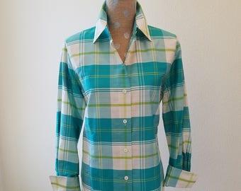 0c28fad39c8113 Vintage Ellen Tracy Silk Shirt Jacket