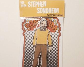 Stephen Sondheim Action Figure