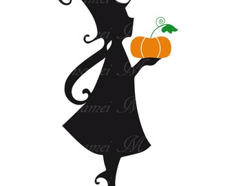 photograph regarding Witch Silhouette Printable titled Goods equivalent toward Witch Silhouette, Halloween Printable upon Etsy