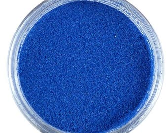 Embossing Powder - Blueberry Blue 13 gm in double plastic bag