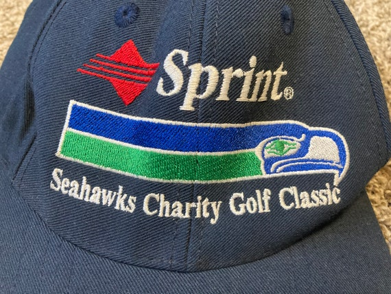 90's Embroidered NFL Seattle Seahawks Annual Sprin