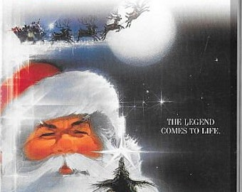 VHS - Santa Claus: The Movie (1985) *Dudley Moore / John Lithgow*