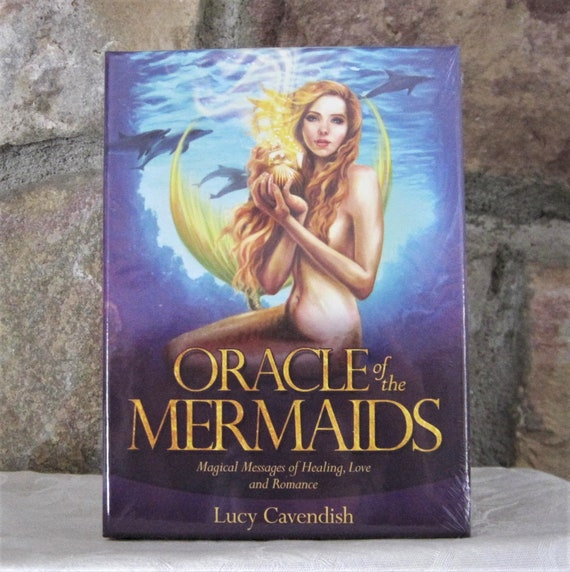 oracle of the mermaids magical messages of healing love romance