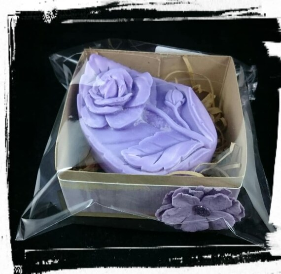 100% Australian Hand Made Soy Wax Space Fresheners Rose Flower