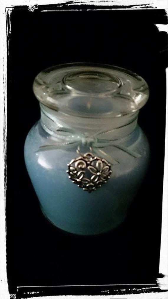 100% Soy Wax  Australian Hand Made  Honey Pot  Jar Soy Candles {Small}