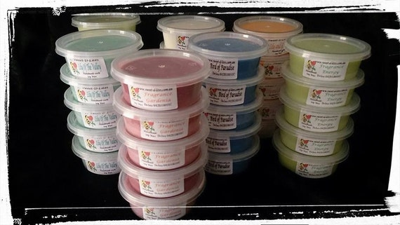 100% Australian Hand Made  Soy Wax 2oz Melt Pot