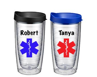 EMS Appreciation Week - EMT Tumbler - Emt Gift - Paramedic Gift - Ambulance - First Responder - Gifts for ems - Medical Service Gift - Emt