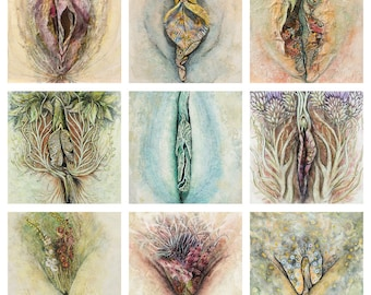 Diversity of Nature - Fine Art Print