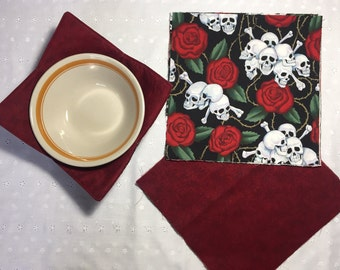 Reversible Hot/Cold Microwave Bowl Cozy