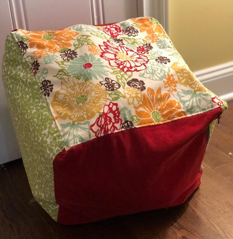 stuffed animal holder gifts Bean bag storage kids birthday chair