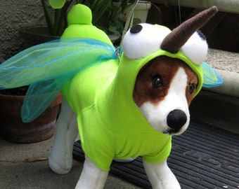 Mosquito Hoodie for Dog or Cat- By Cozy Pawz