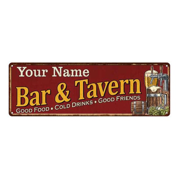 Sorry We/'re Drunk Funny Tin Closed Sign Bar//Pub//Man Cave//Frat House Wall Decor