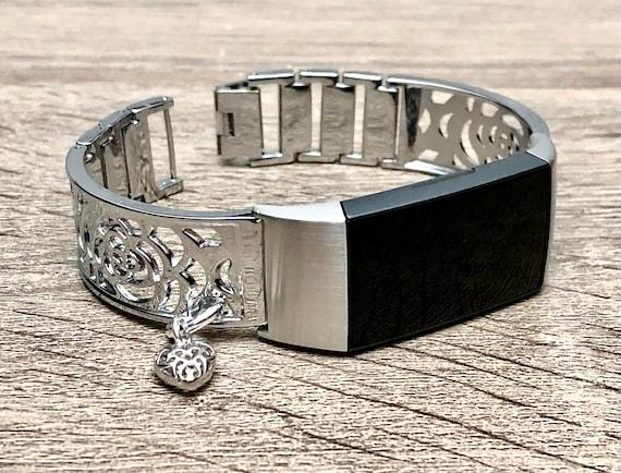 bracelet femme fitbit charge 3