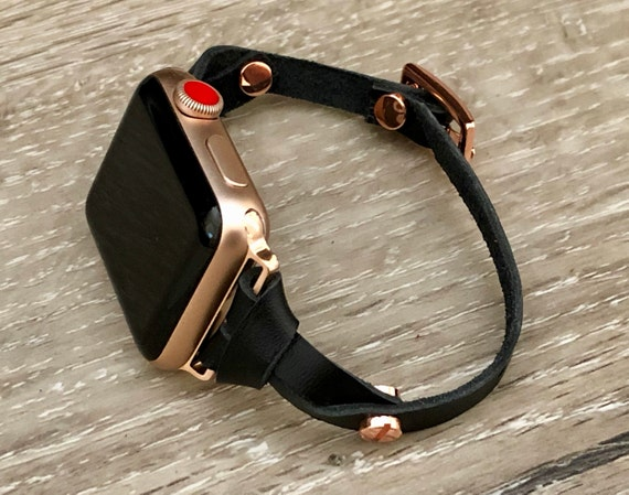 Apple Watch Band 38mm, iWatch Leather