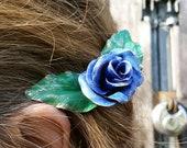 Rose hair stick, hair cho...