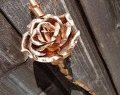 Bronze everlasting rose, ...
