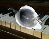 Aluminium calla lily with...
