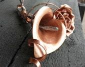 Eternal Love bride copper...