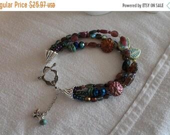 Bracelet Czech Gypsy