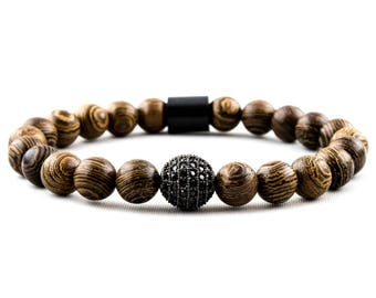 Bracelet: Mid Century Modern