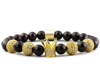 The Statement Collection: 18K Crowns of Iron