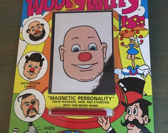 Vintage Wooly Willy