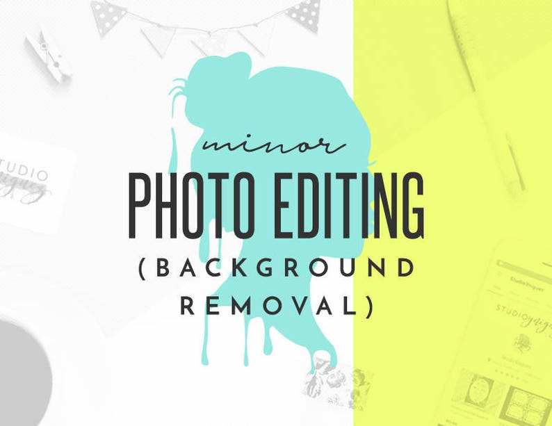 Minor Photo Editing Background Removal image 0