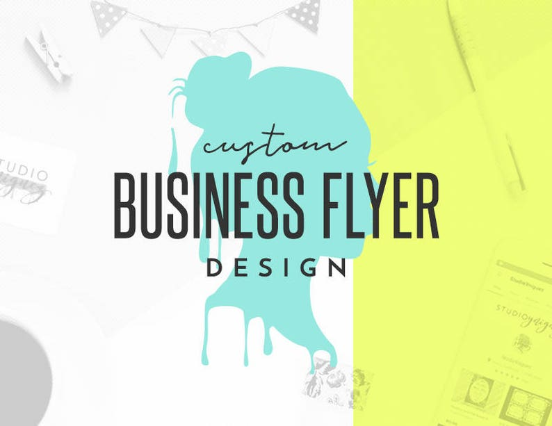 Custom Printable Flyer Design Custom Graphic Design Custom image 0