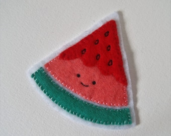 SALE kawaii happy watermelon patch!