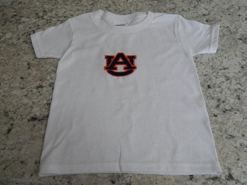 Auburn T-Shirt Youth and Toddler sizes Go War Eagles FREE  de1f8c6cc