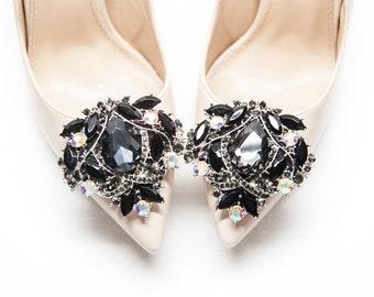 a9b8ff5f34b54 Wedding shoe clips | Etsy