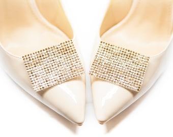 Vintage  Nancy Katz Shoe Clips with Bluette Shoe Clips Made in France Poinsettia Clips Enamel Shoe Clips White Shoe Clips Floral Shoe Clips