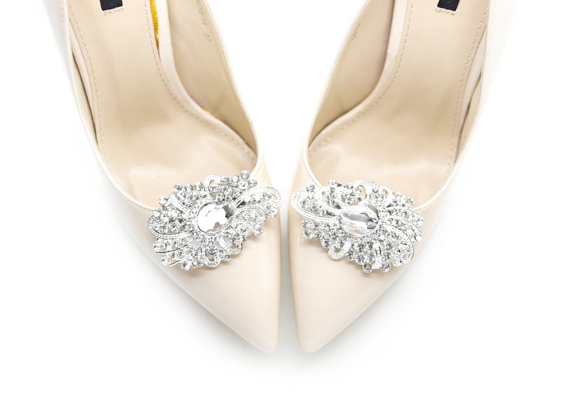 4337bcfa277a2 Jewelry shoe clips with crystals- Mififi shoe clips shoe clips Wedding  shoes Wedding shoe clips Clips for shoes Crystal shoe Jewelry