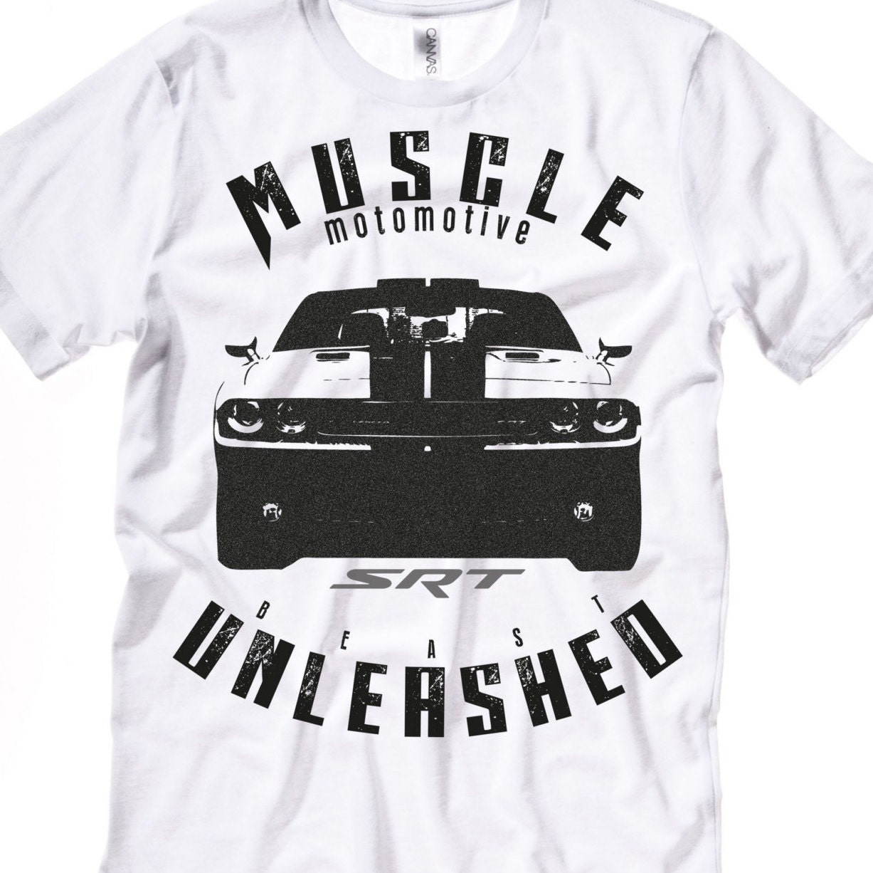Muscle Car T Shirts For Sale