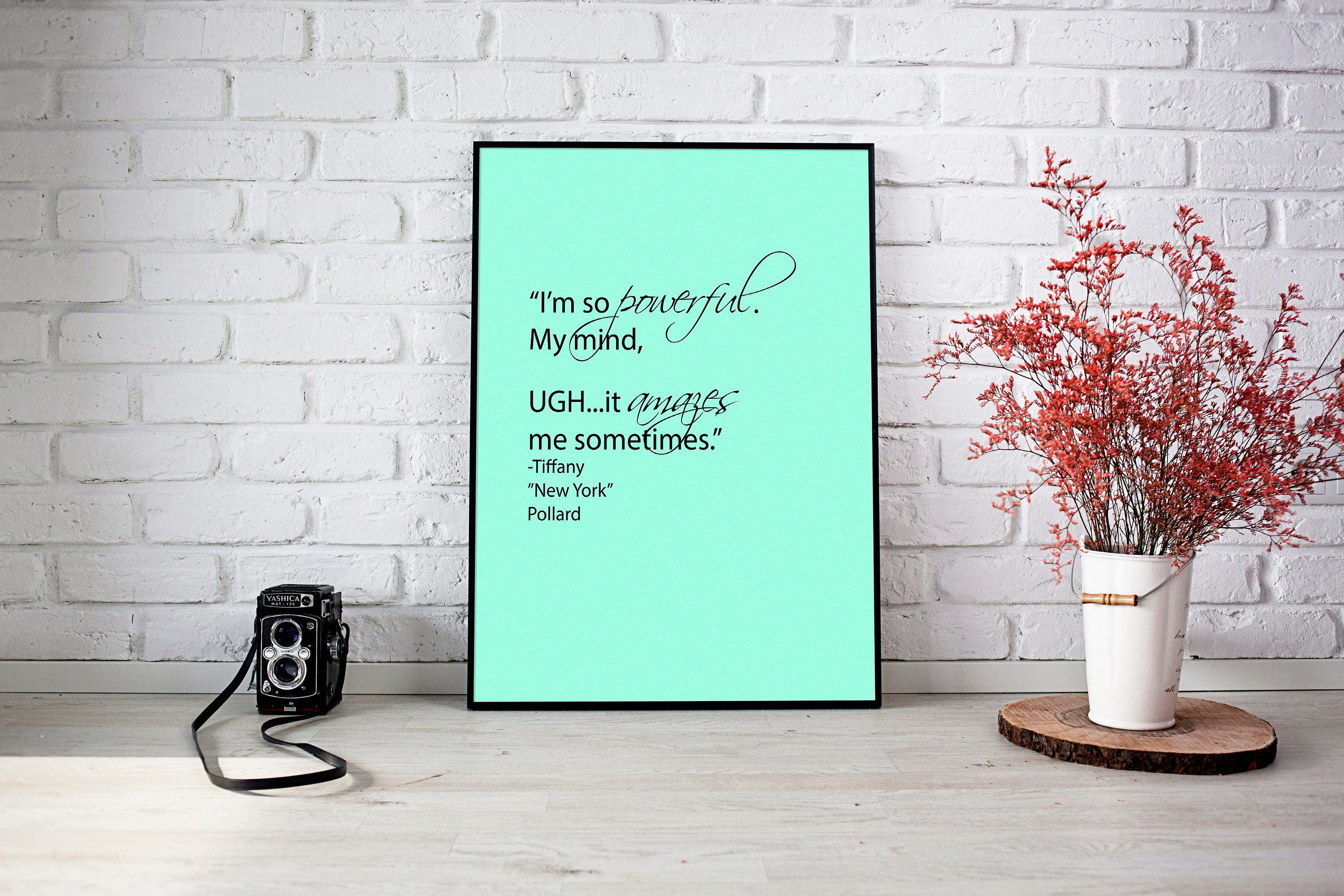 Tiffany Pollard Printable Quotes from Flavor of Love / Inspirational Quote  Printables / Reality TV / Pop Culture Quotes